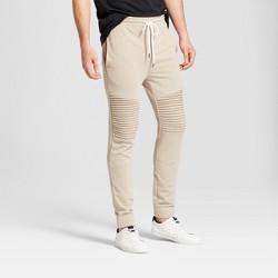 Men's Knit Moto Jogger Pants - Jackson™ Burnt Sand