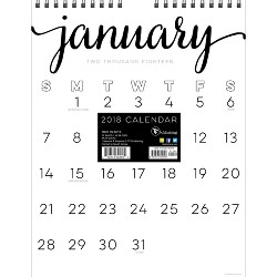 2018 TF Publishing Wall Calendar