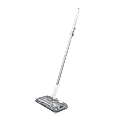 BLACK+DECKER 50 minute Lithium Powered Cordless Floor Sweeper (Powder White)- HFS115J10