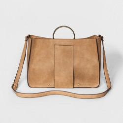 Women's Ring Handle Tote Bag - Universal Thread™