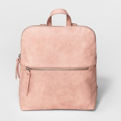 Women's Square Mini Backpack Handbag With Stitching - Universal Thread™