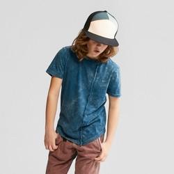 Boys' Short Sleeve T-Shirt - art class™ Blue