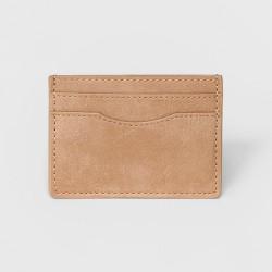 Women's Slip Card Case - Universal Thread™