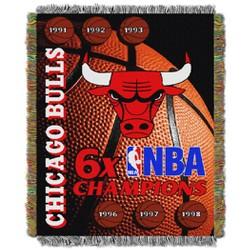 NBA Northwest Commemorative Blanket Throw