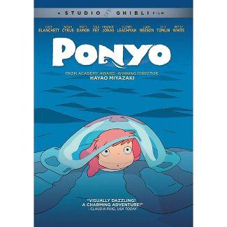Ponyo (DVD)