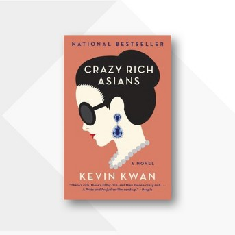 Crazy Rich Asians (Reprint) (Paperback) by Kevin Kwan