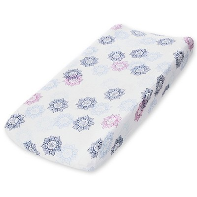 Aden® by Aden + Anais® Changing Pad Cover - Pretty - Pink