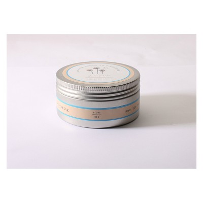 Tin Container Candle Sheer Petals 3oz - Happy Place