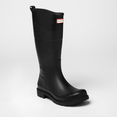 Hunter for Target Men's Waterproof Rain Boots - Black 13