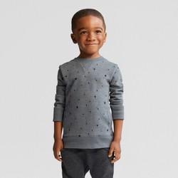 Toddler Boys' Pullover Sweatshirt - Cat & Jack™ Charcoal