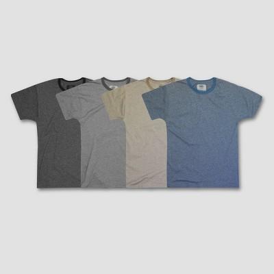 00f6e16b Hanes 1901 Men's Ringer Crew T-Shirt 4pk – L – BrickSeek