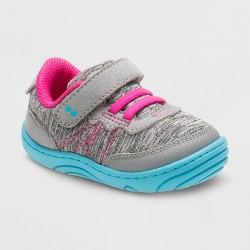 Toddler Girls' Surprize by Stride Rite Christina Sneakers - Gray