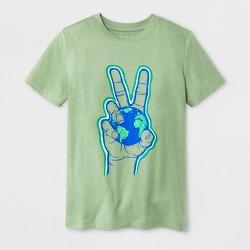 Boys' Short Sleeve T-Shirt - Cat & Jack™ Green