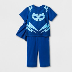 Toddler Boys' PJ Masks 2pc Pajama Set  - Blue