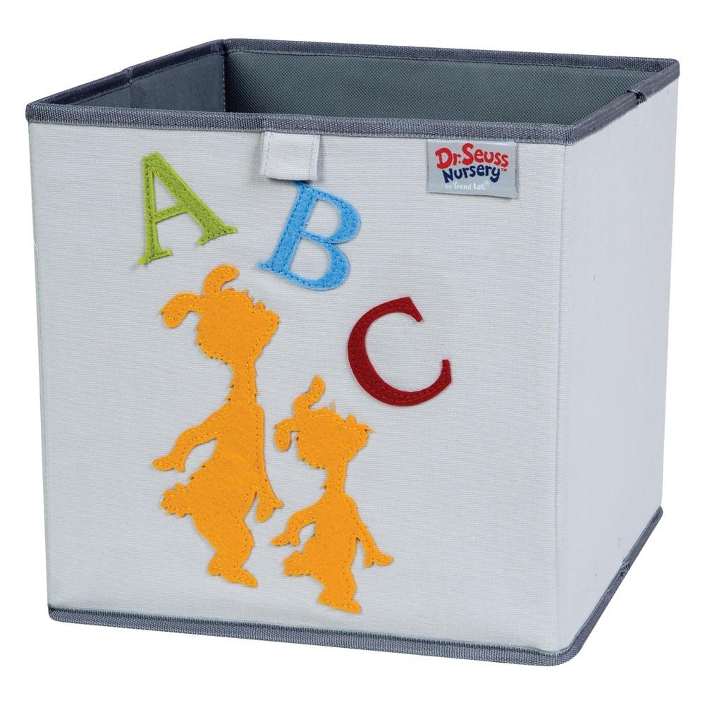 Trend Lab Dr. Seuss Storage Bin - Abc