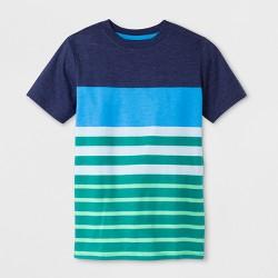 Boys' Short Sleeve T-Shirt - Cat & Jack™ Blue