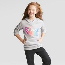 Girls' Graphic Pullover Tech Fleece C9 Champion®