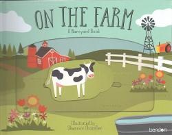 On the Farm! : A Barnyard Book (Hardcover) (Shannon Chandler)