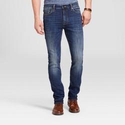 Men's Denim Slim Jeans - Goodfellow™ Dark Wash