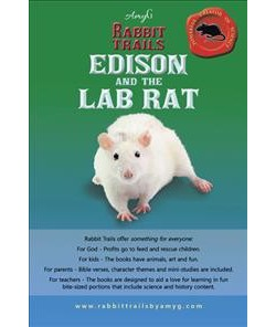 Rabbit Trails : Edison and the Lab Rat / Kiki and the Guinea Pig (Paperback) (Amy G.)