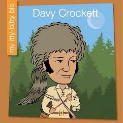Davy Crockett (Library) (Emma E. Haldy)