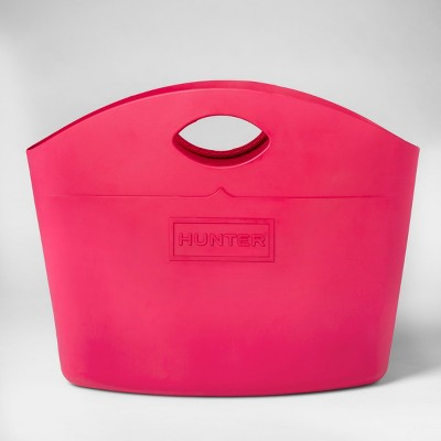 Hunter for Target Rubber Handle Tote Bag - Pink
