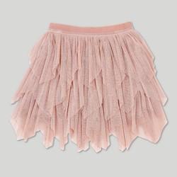Toddler Girls' Afton Street Lurex Mesh Fairy Tutu Skirt - Pale Blush