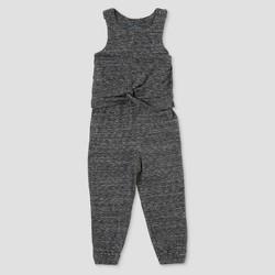 Toddler Girls' Afton Street Cotton Viscose Bodysuit - Heather Gray