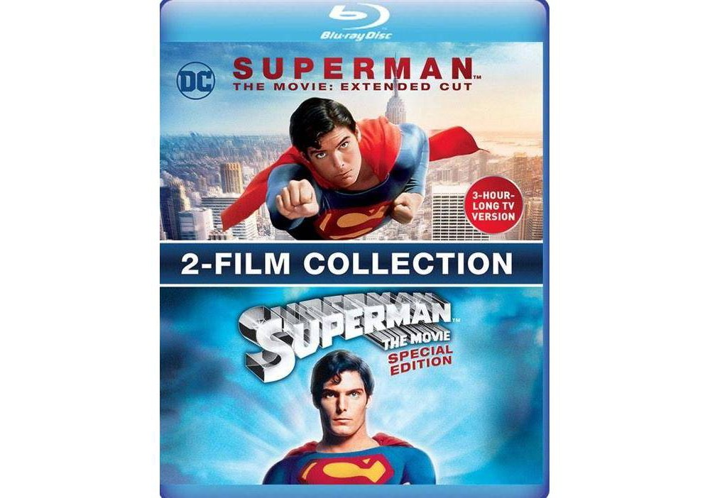 Superman:Movie (Blu-ray), Movies