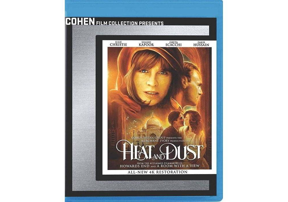 Heat And Dust (Blu-ray), Movies