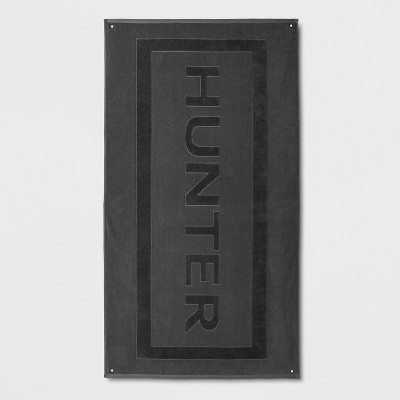 Hunter for Target Beach Towel - Gray