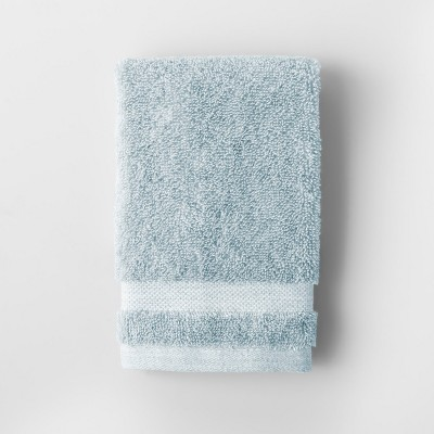 Solid Washcloth Quiet Aqua - Made By Design™