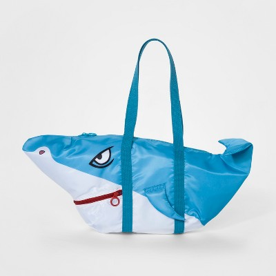 Boys' Shark Duffelbag - Cat & Jack™ Blue