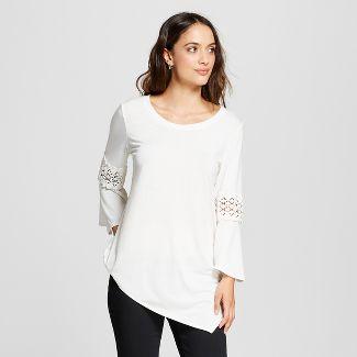 White : Shirts & Blouses : Target