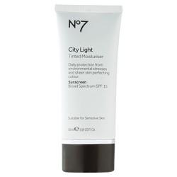 No7® City Light Tinted Moisturizer SPF 15 - Tan Shades - 1.69oz