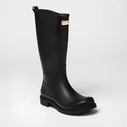 Hunter for Target Men's Waterproof Rain Boots - Black