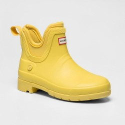 Hunter for Target Kids' Waterproof Ankle Rain Boots - Yellow