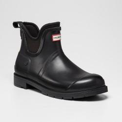 Hunter for Target Men's Waterproof Ankle Rain Boots - Black