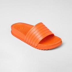Hunter for Target Kids' Slide Sandals - Orange