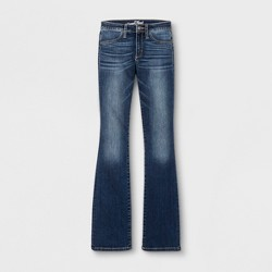 Women's Adaptive Bootcut Jeans - Universal Thread™ Dark Wash