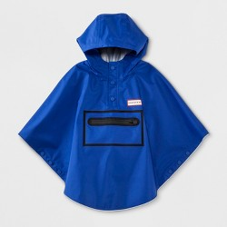 Hunter for Target Toddlers' Waterproof Packable Poncho - Blue