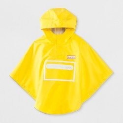 Hunter for Target Toddlers' Waterproof Packable Poncho - Yellow
