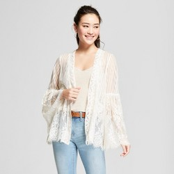 Women's Lace Kimono - Xhilaration™