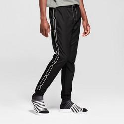 Hunter for Target Men's Chain Trim Track Pants - Black