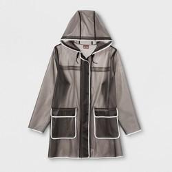 Hunter for Target Women's Plus Size Rain Coat - Gray