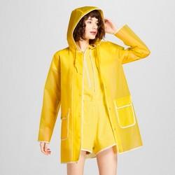 Hunter for Target Women's Rain Coat - Yellow