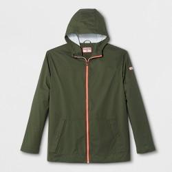 Hunter for Target Adult Unisex Plus Size Packable Rain Coat - Olive