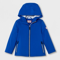 Hunter for Target Toddlers' Packable Rain Coat- Blue