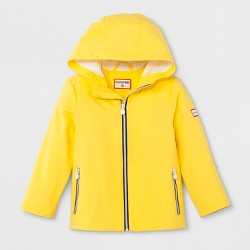 Hunter for Target Toddlers' Packable Rain Coat- Yellow
