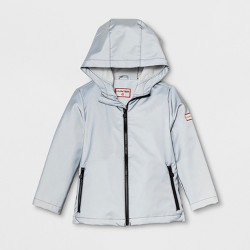 Hunter for Target Toddlers' Packable Rain Coat - Silver